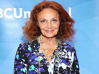 Diane Von Furstenberg's Advice for Women: Happiness Is Not in Fake Breasts | Diane von Furstenberg, NBC, Diane von Furstenberg, Diane von Furstenberg