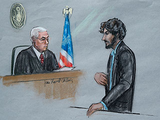 Boston Bomber Dzhokhar Tsarnaev: 'I Am Sorry for the Lives I Have Taken and the Suffering I Have Caused'