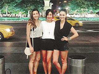 The Bachelorette's Kaitlyn Bristowe and Andi Dorfman Enjoy Night Out ... Without Nick Viall