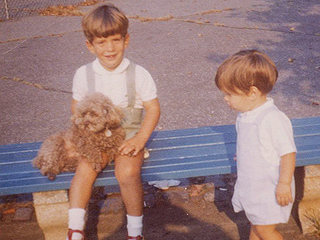 Never-Before-Seen Photos of JFK Jr. and His Sister Caroline Up for Auction