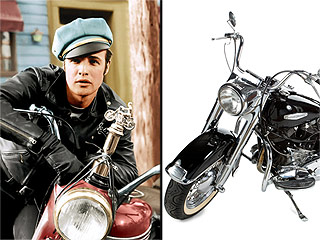 Marlon Brando's Harley Is for Sale | The Wild One, Marlon Brando