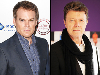 FROM EW: Michael C. Hall to Star in David Bowie Play Lazarus