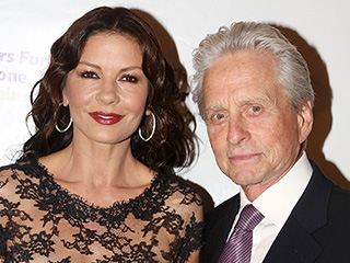 Michael Douglas Says He's More in Love with Catherine Zeta-Jones Than Ever After 'Little Bump in the Road'