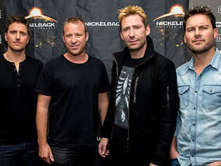 FROM EW: Nickelback Cancels Remainder of North American Tour as Chad Kroeger Undergoes Surgery for Vocal Cyst