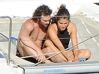 Nikki Reed and Ian Somerhalder Can't Keep Their Hands Off Each Other During Amalfi Coast Vacation