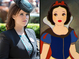 Princess Eugenie Dresses as Snow White – with 'Dwarves' – for Cartoon-Themed Birthday Bash (and You'll Never Believe What Prince Harry Wore!)