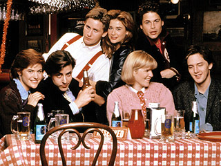 The Brat Pack's Back in Town: The Cast of St. Elmo's Fire Then and Now | St. Elmo's Fire, Ally Sheedy, Andie MacDowell, Andrew McCarthy, Demi Moore, Emilio Estevez, Judd Nelson, Mare Winningham, Rob Lowe