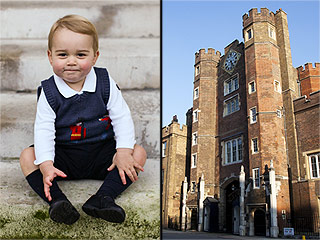 You Can Soon Rent a Palace Apartment with a Prince George Connection | London, Prince George