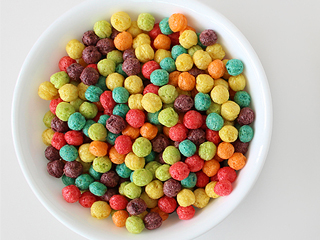 Trix Cereal, Free of Artifical Colors and Dyes? Yes, It's Happening
