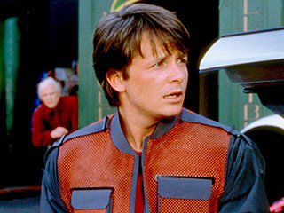 Michael J. Fox Is Playing Marty McFly Once Again – But Not in a Movie… | Back to the Future Part II, Back to the Future Trilogy, Michael J. Fox