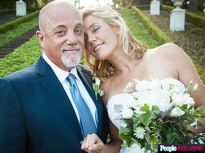 Billy Joel welcomes daughter