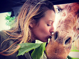 Blake Lively Pays Lip Service to 'Girl on Girl' Action with Funny Instagram Snap: See the Pic!