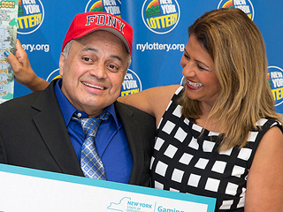 Homina, Homina – Retired 9/11 Firefighter Wins $5 Million Scratch-Off Lottery Prize