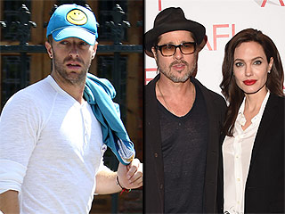 Angelina Jolie and Brad Pitt Hang with Chris Martin in London – After Their Kids Catch Taylor Swift's Concert!
