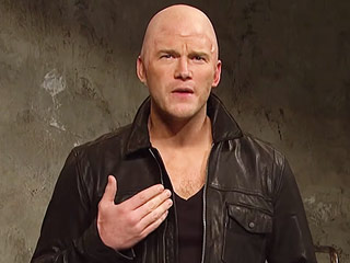 Chris Pratt Does His Best Jason Statham in Hilarious Unearthed SNL Skit