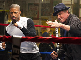 'One Step, One Punch, One Round at a Time': 5 Creed Moments That Will Get You Through Any Workout