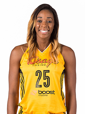 Glory Johnson Pregnant Expecting Twins