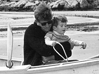 Inside JFK's Cool Dad Moment – After John Jr.'s White House Jungle Gym Fall