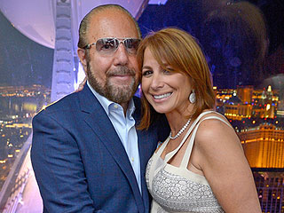 Jill Zarin: 'I'm Scared to Death over My Husband's Cancer Battle'