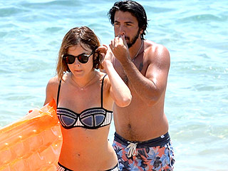 Bikini Babe Lucy Hale Has Fun in the Sun with Her New Boyfriend on Hawaiian Getaway