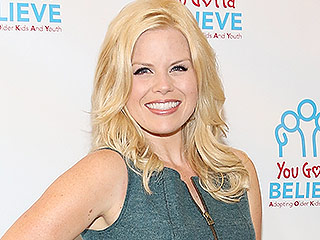 Megan Hilty on More Children: I've 'Always Envisioned' Adopting Older Kids