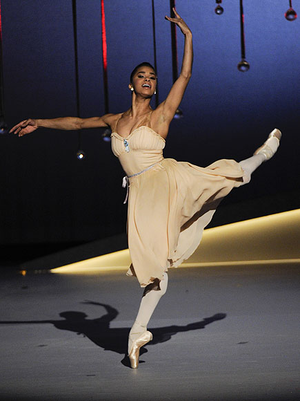 Misty Copeland Is First Black Female Principal Dancer for American Ballet Theater  Real People Stories