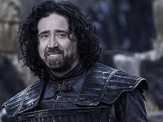 FROM EW: Someone Put Nicolas Cage's Face on Every Game of Thrones Character