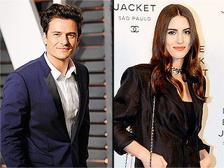 Orlando Bloom Spotted Kissing Brazilian Model Luisa Moraes During Sushi Date | Orlando Bloom