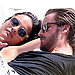 Scott Disick Cozies up to Another Woman in France While Kourtney Kardashian Minds the Kids Back Home