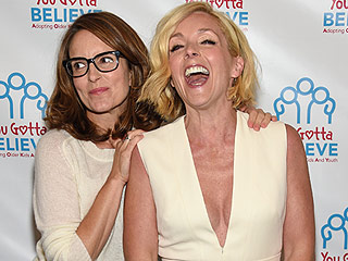 'Every Person Deserves a Home': Tina Fey and Jane Krakowski Lead Star-Studded Fundraiser for Older Foster Kids