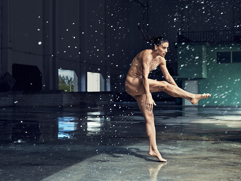 WNBA Star Brittney Griner Poses Naked for ESPN: I Embrace Everything About 'Being Different'| ESPN, Sports, Bodies