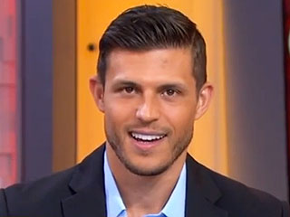 The Bachelorette's Chris 'Cupcake' Strandburg Says He Laughed Watching His Emotional Exit