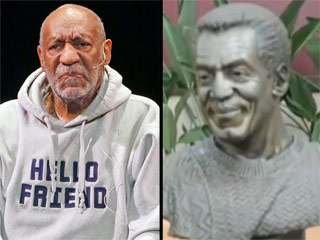 Bill Cosby Statue Removed from Walt Disney World Resort in Wake of Quaaludes Revelation