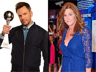 ESPYs Host Joel McHale Says There's 'No Question' Caitlyn Jenner Deserves Arthur Ashe Courage Award
