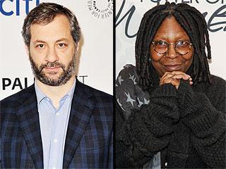 Judd Apatow Asks Whoopi Goldberg to Stop Defending Bill Cosby: 'We Need to Support the Survivors of His Violence'