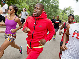 Kevin Hart Teams Up with Nike for Latest Spontaneous 5k Run in Brooklyn – Sign Up to Join Him!
