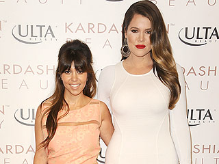 Khloé Tweets Support for Kourtney After Split from Scott
