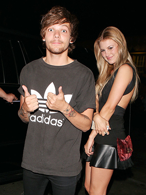 Louis Tomlinson Welcomes Son Briana Jungwirth