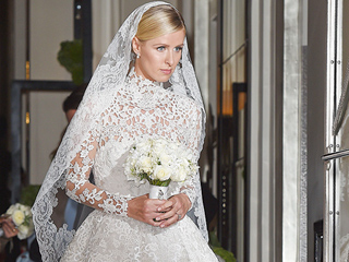 Family and Famous Friends Bring the Glitz to Nicky Hilton's Big Day