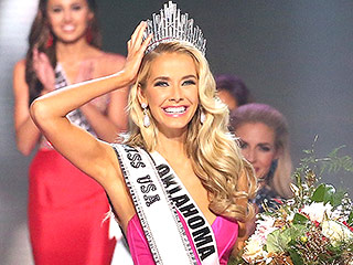 Miss Oklahoma Is Crowned Miss USA 2015