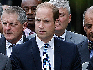 A Solemn Prince William Honors Survivors of London's 7/7 Terrorist Attacks