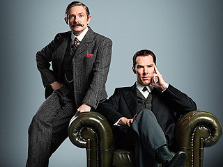 FROM EW: Sherlock Releases First Preview of Victorian-Era Special