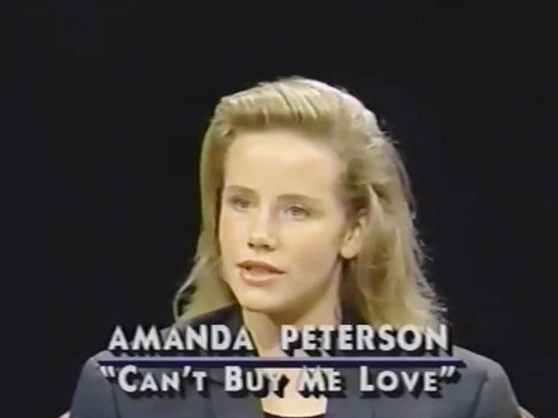 Amanda Peterson Cant Buy Me Love
