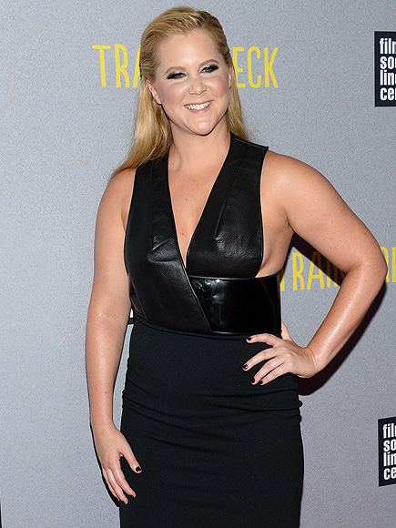 Amy Schumer Talks to GQ About Her Humor, Empowering Women, Trainwreck