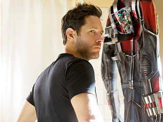 Paul Rudd on His Amazing Ant-Man Bod: I Quit Alcohol and Carbs for a Year