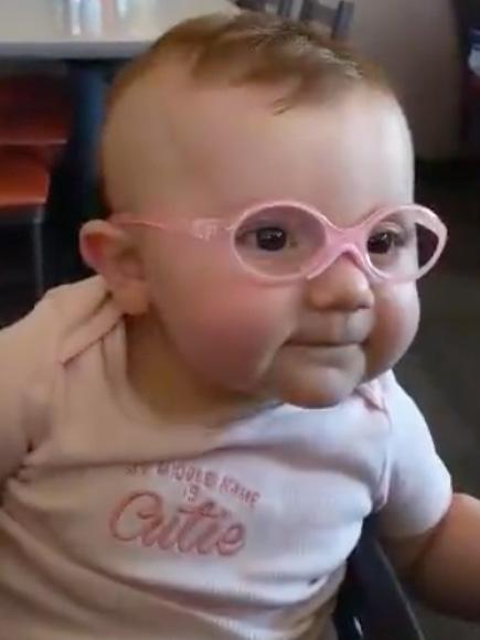 Glasses Newborns Pin Pinsdaddy