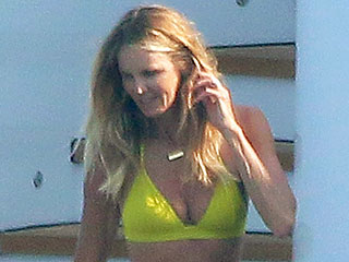 Elle Macpherson Shares More Secrets to Staying 'Strong, Happy and Motivated' at 51 – See Her Latest Swimsuit Snaps!