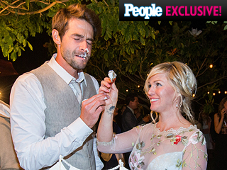 How Jennie Garth's New Husband Bonded with Her Daughters