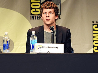 Jesse Eisenberg Clarifies Comment Comparing Comic-Con to Genocide – but Doesn't Apologize