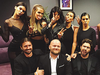 The Kardashians and Jenners Swarm the ESPYs and Social Media to Support Caitlyn Jenner